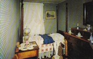 Becky Thatcher's Bedroom In Her Home In Hannibal Missouri