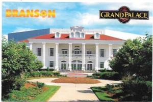 US Mint postcard - Branson, Missouri - Grand Palace