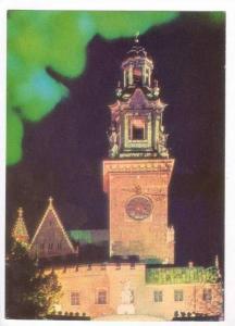 KRAKOW, Poland, 50-60s Night