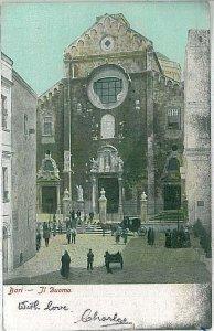 34334   CARTOLINA d'Epoca BARI Città  - Duomo