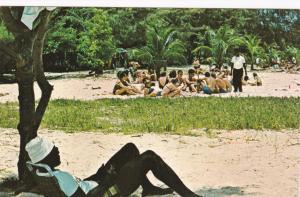 CHRIST CHURCH, Barbados, W. I. 50-60s;  Accra Beach