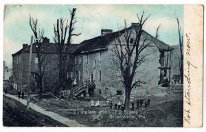 Birthplace Senator Knox, Brownsville PA