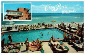 Florida Miami Beach , Chez Paree