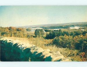 Unused Pre-1980 TOWN VIEW SCENE North Battleford Saskatchewan SK p8180