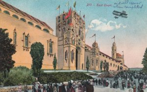 SAN FRANCISCO, California, 1915; Pan-Pac Exposition, East Court