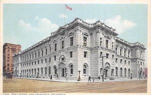 Post Office San Francisco CA