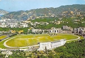 Hong Kong China, People's Republic of China Hongkong Race Course and Jockey C...