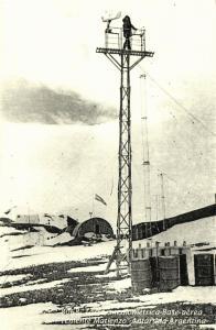 argentina, Antarctic Teniente Matienzo Air Base, Torre Anemométrica