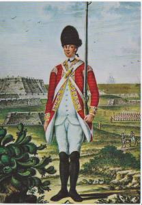 GRENADIER, 25TH EDINBURGH REGIMENT 1773