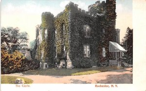 The Castle Rochester, New York Postcard