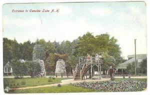 Entrance to Canobie Lake, New Hampshire, 00-10s