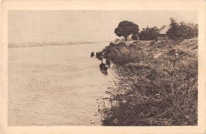 BR56902 zambeze le fleuve a sesheke    Africa zambia