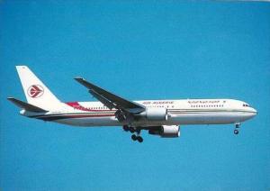 Air Algerie Boeing767 3d6 7T VJG cn 24766
