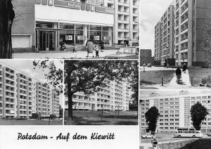 Potsdam Auf dem Kiewitt Kaufhalle Auto Vintage Cars