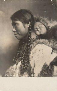 RP: NOME , Alaska , 1909 ; Eskimo WEGARUK
