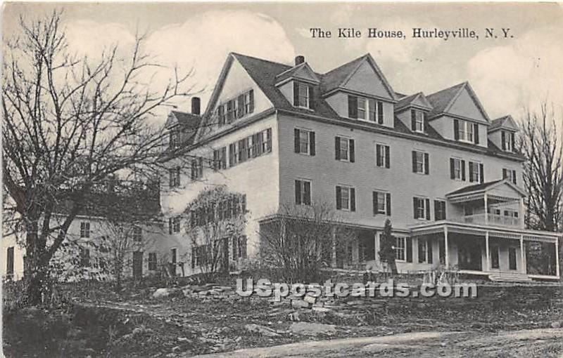 The Kile House Hurleyville NY Unused