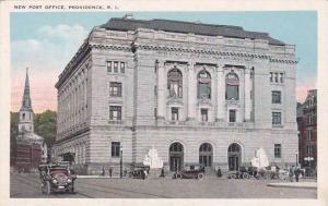 Rhode Island Providence New Post Office