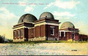 New York Ithaca Fuertes Observatory Cornell University