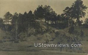 Real Photo -  Columbia MO Postal Used Unknown