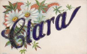Name Card Clara