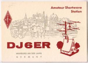 DJ6ER, Germany, 1966