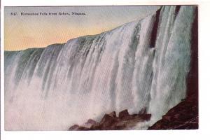 Horseshoe Falls from Below, Niagara Falls, New York, H H T Co