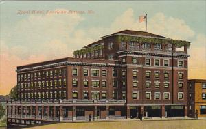 Missouri Excelsior Springs The Royal Hotel