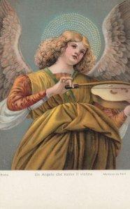 Angel playing violin , 00-10s