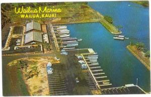 Wilua Marina Wailua Kauai Hawaii HI