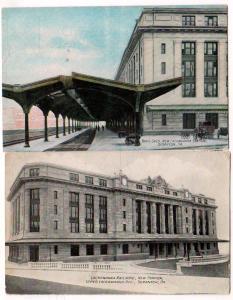 2 - New Lackawanna RR Station, Scranton PA