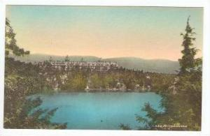 Wildmere from west side of lake, Lake Minnewaska, Ulser County, New York, 00-10s