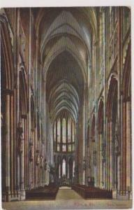 Interior View of Sanctuary, Dom, Inneres, Koln a. Rhein, North Rine-Westphali...