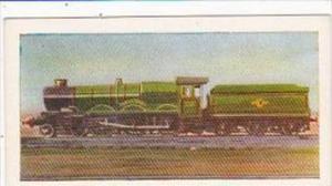 George Payne Tea Trade Card British Railways No 1 No 4093