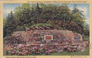 Laura Spelman Rockefeller Memorial On Newfound Gap Parking Area Great Smoky M...