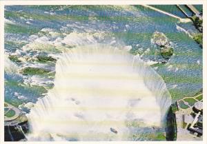 Canada Canadian Horseshoe Falls Niagara Falls Ontario