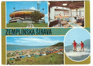 Slovakia, ZEMPLINSKA SIRAVA used Postcard