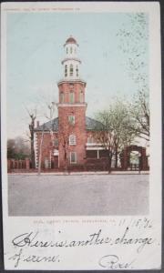 Christ Church Alexandria VA Postcard 1906 Detroit Publishing 7238