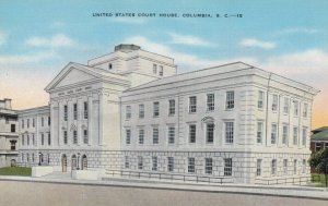 COLUMBIA, South Carolina, 30-40s ; Court House