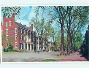 1980's STREET SCENE Salem Massachusetts MA hs3483