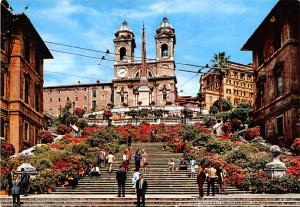 Roma, Rome, Italy - Spain Square