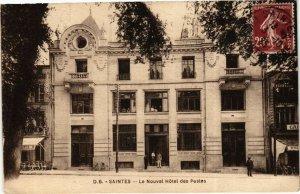 CPA SAINTES-Le Nouvel Hotel des Postes (45462)