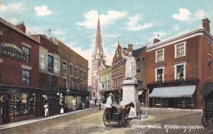 Kidderminster , Wyre Forest district , Worcestershire, England, PU-1909 ; Bax...