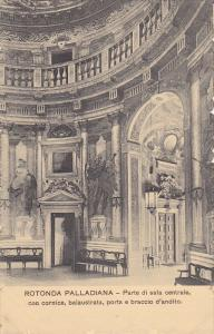 Parte Di Sala Centrale, Con Cornice, Balaustrata, Porta e Braccio d'Andito, R...