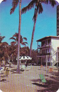 Florida Fort Myers Palmland Hotel Court