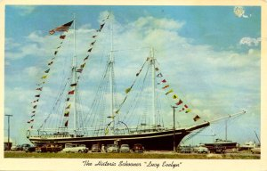 Historic Schooner Lucy Evelyn, Beach Haven, NJ