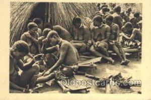 Oubangui-Chari African Nude Unused light wear