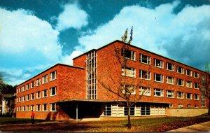 Pennsylvania Meadville Baldwin Hall Allegheny College