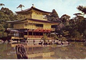 KINKAKU (GOLDEN PAVILION) IN KYOTO, JAPAN
