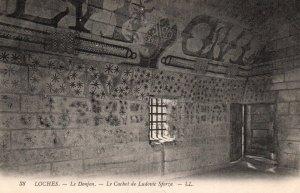 Le Donjon,Loches,France BIN