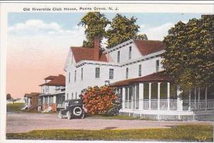 New Jersey Penns Grove Old Riverside Club House